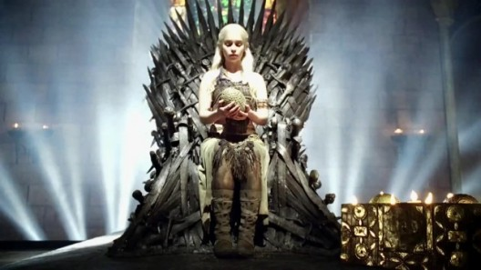 Dany-on-throne