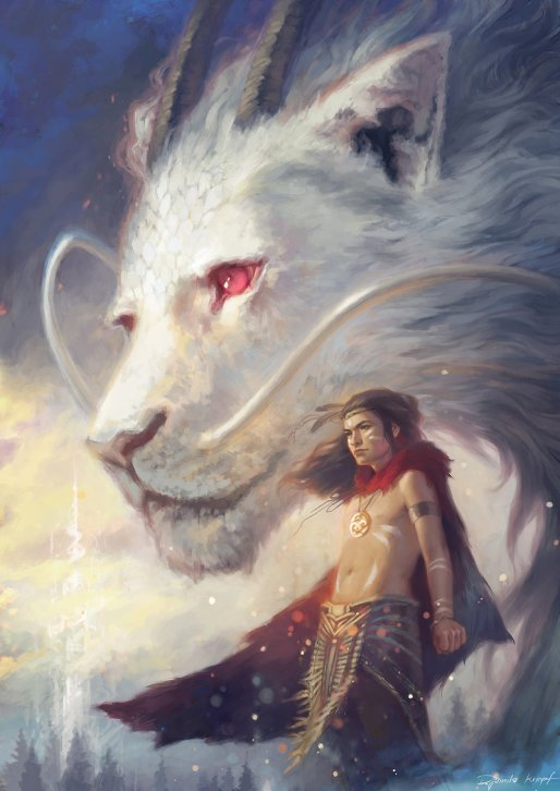 the_neverending_story_by_shilesque-d9bsobr