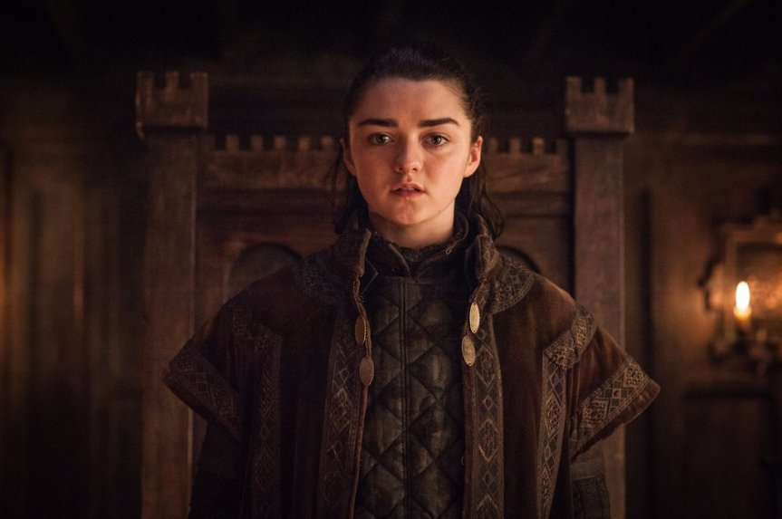Death is the Stranger, Arya Stark is not